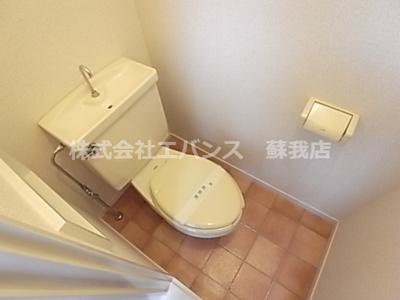 【トイレ】レオパレス蘇我 第4