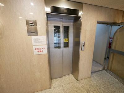 ノルデンハイム天神橋 エレベーター