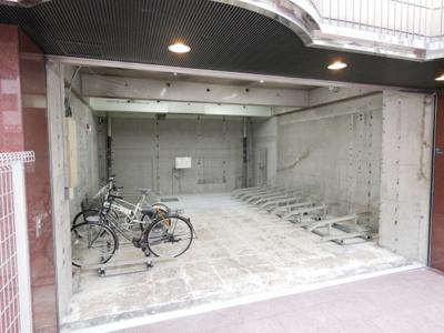 ノルデンハイム天神橋 駐輪場