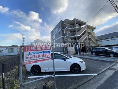 【外観】西浜田町駐車場M