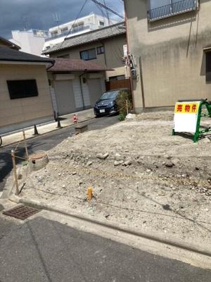 【外観】田中大久保町 新築戸建・R3年12月完成
