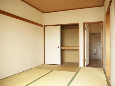 【居間・リビング】ハウスパルA