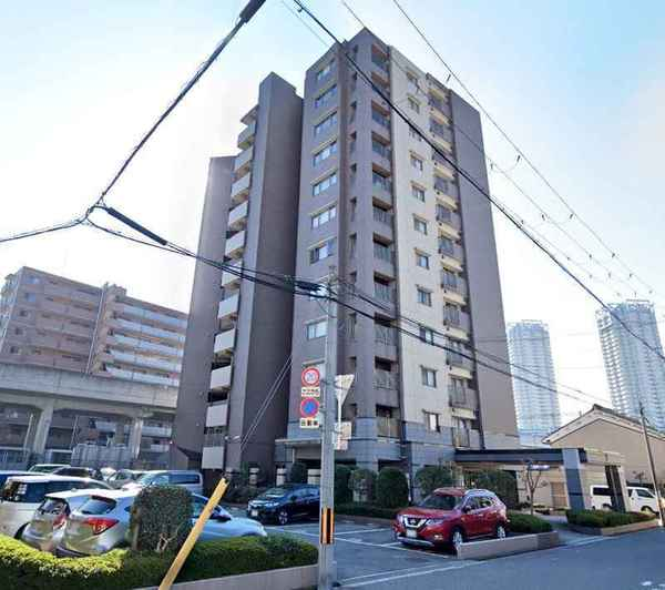 シャリエ泉大津 中古マンションの画像