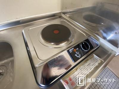 【キッチン】ハートイン山之手