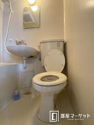 【トイレ】ハートイン山之手