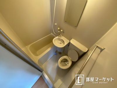 【浴室】ハートイン山之手