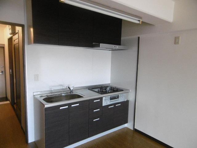 キッチンです(同物件別室写真です)