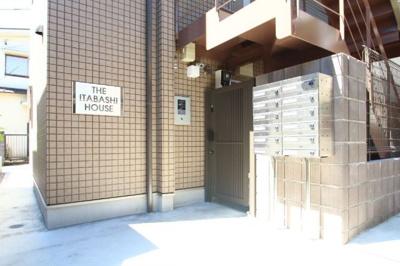 【エントランス】THE ITABASHI HOUSE