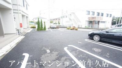 【駐車場】コモド ピノ Ⅳ
