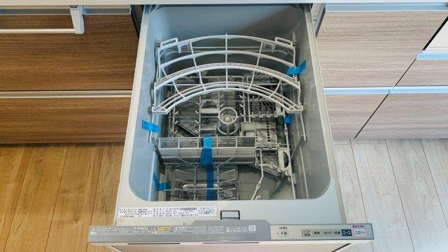 【同仕様施工例】ママにうれしい食洗機!手荒れの悩みも解決してくれます!