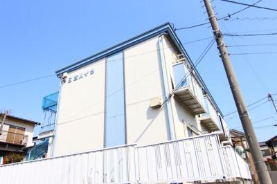 【外観】日吉ハイツ