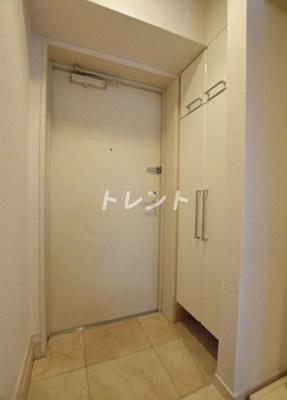 【玄関】ラグジュアリーアパートメントデュオ神楽坂