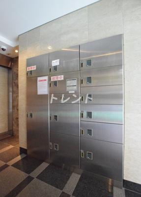【その他共用部分】ラグジュアリーアパートメントデュオ神楽坂
