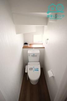 1階2階ウォシュレットトイレ