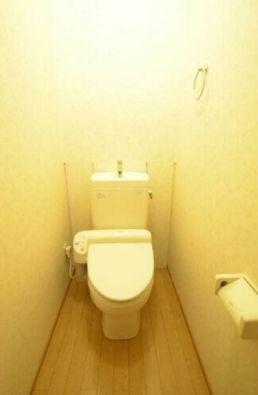 【トイレ】メゾンダジュール8番館