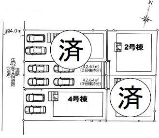 【区画図】さいたま市大宮区三橋第22