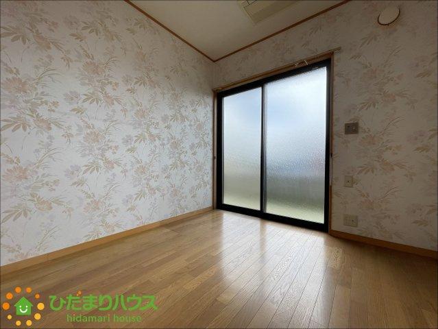 自分の部屋が欲しい!!そんなお子様の夢もかなえてあげられますね。