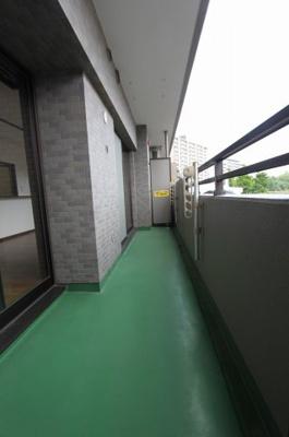 【バルコニー】ライオンズマンション片平大手町