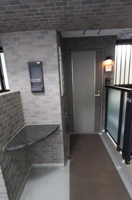 【玄関】ライオンズマンション片平大手町