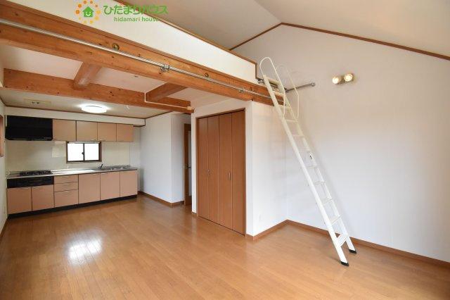【寝室】上尾市小泉9丁目 中古一戸建て