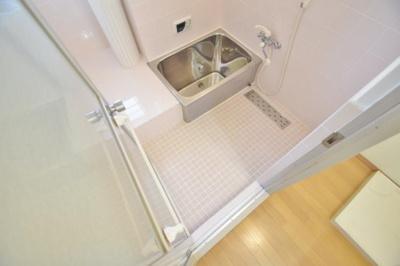 【浴室】ハイツせせらぎ北・南棟