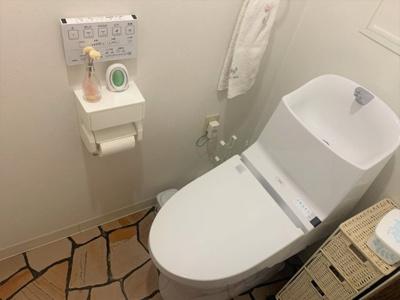 【トイレ】ときわハイツ北落合