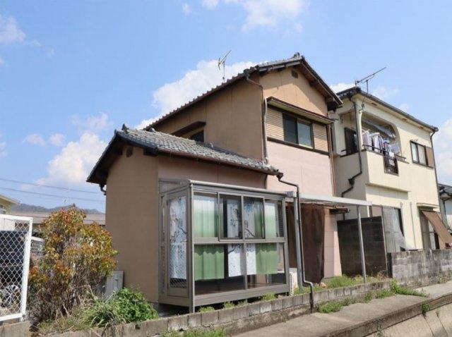 昭和51年築のお家です。