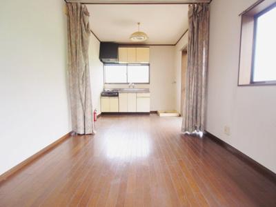 【居間・リビング】築地アパート