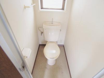 【トイレ】築地アパート