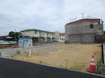 【外観】鳥取市田島分譲地⑥号地