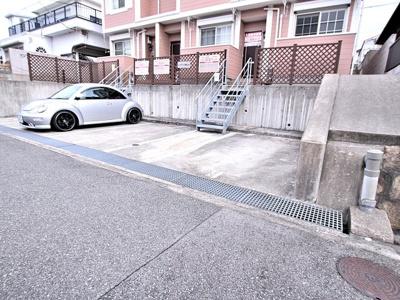 駐車場になります