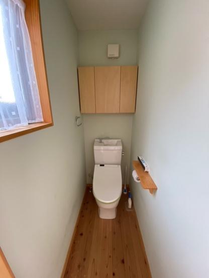【トイレ】酒門町中古一戸建て