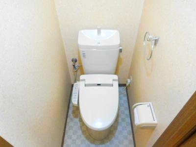 【トイレ】パライッソはやしⅡ