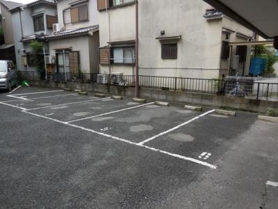 【駐車場】パライッソはやしⅡ