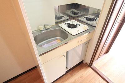 【キッチン】パライッソはやしⅡ