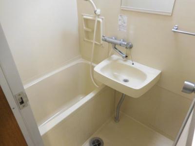 【浴室】パライッソはやしⅡ