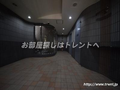 【エントランス】ダイアパレス水道橋