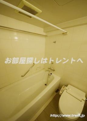 【浴室】ダイアパレス水道橋