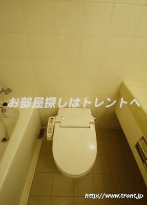 【トイレ】ダイアパレス水道橋