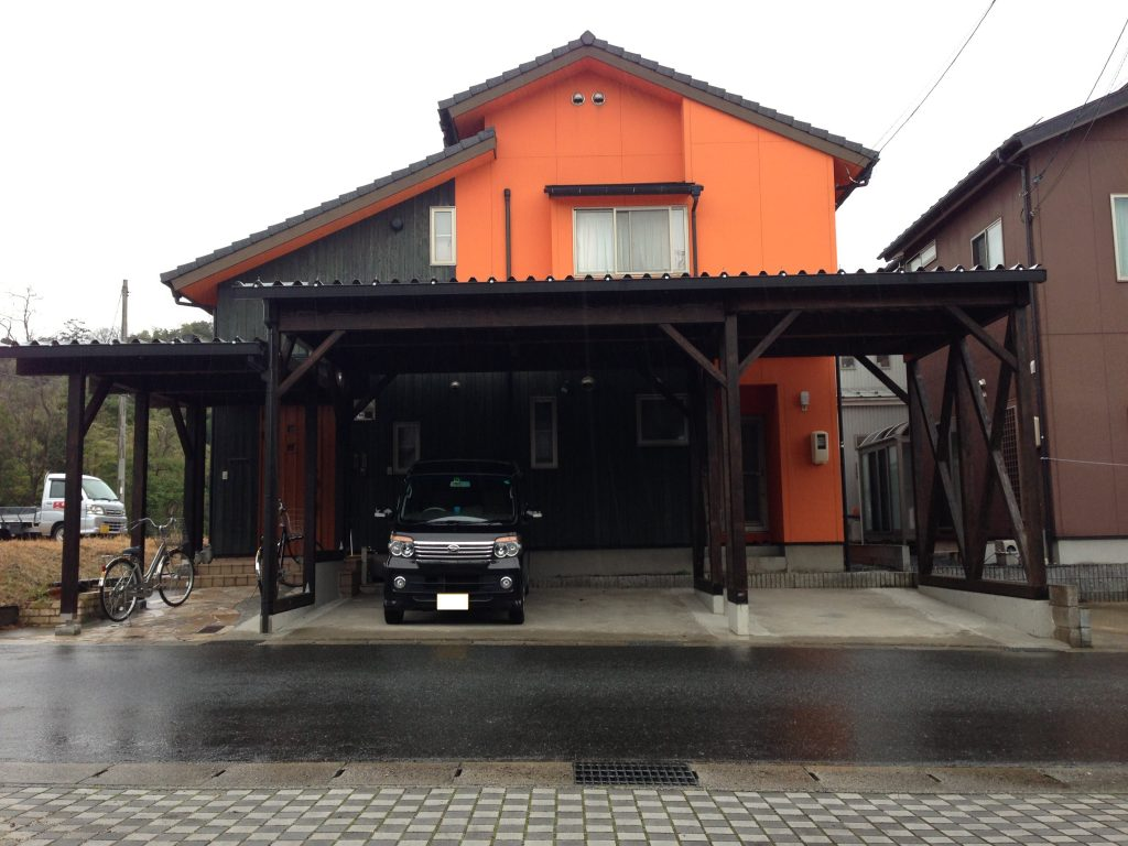 鳥取市桂見 中古戸建ての画像