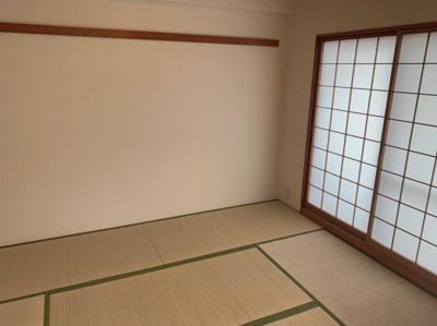 和室あります。