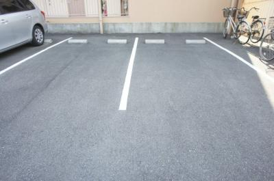 【駐車場】ハイツ紫尾