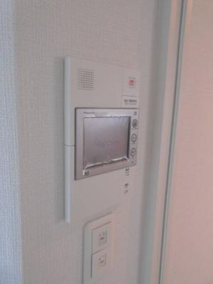 テレビモニターホン