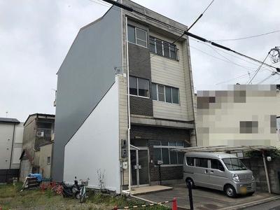 【外観】上京区姥ケ西町  建築条件無し 売土地