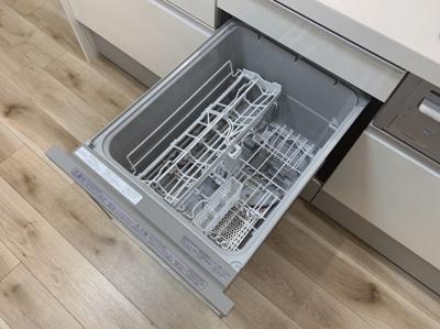 食器洗浄機付き!