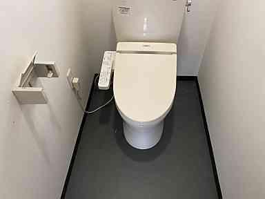 【トイレ】西原店舗