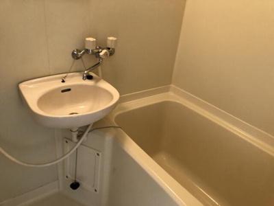 【浴室】雅パレス