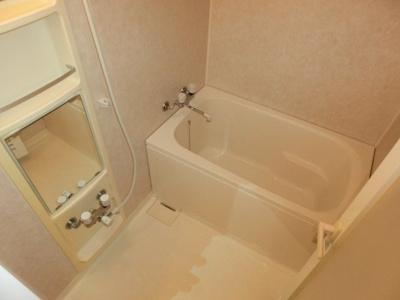 【浴室】ミリオンマンション
