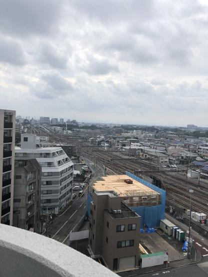 【展望】ライオンズプラザ三鷹