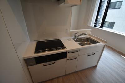 【キッチン】リノベーション物件 アストリア南麻布